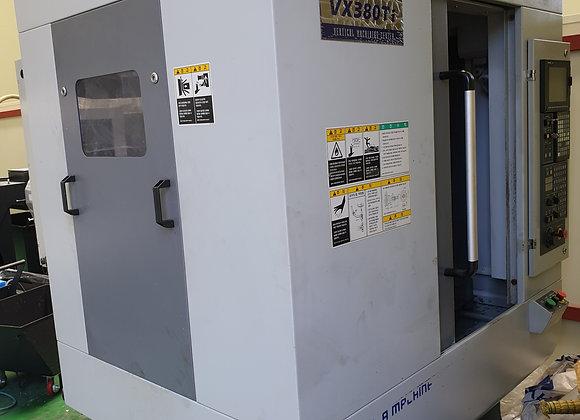 현대위아 2010년식 탭핑센터 VX380Ti