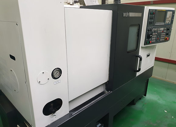 현대위아 2013년식 6인치 CNC선반 KIT450