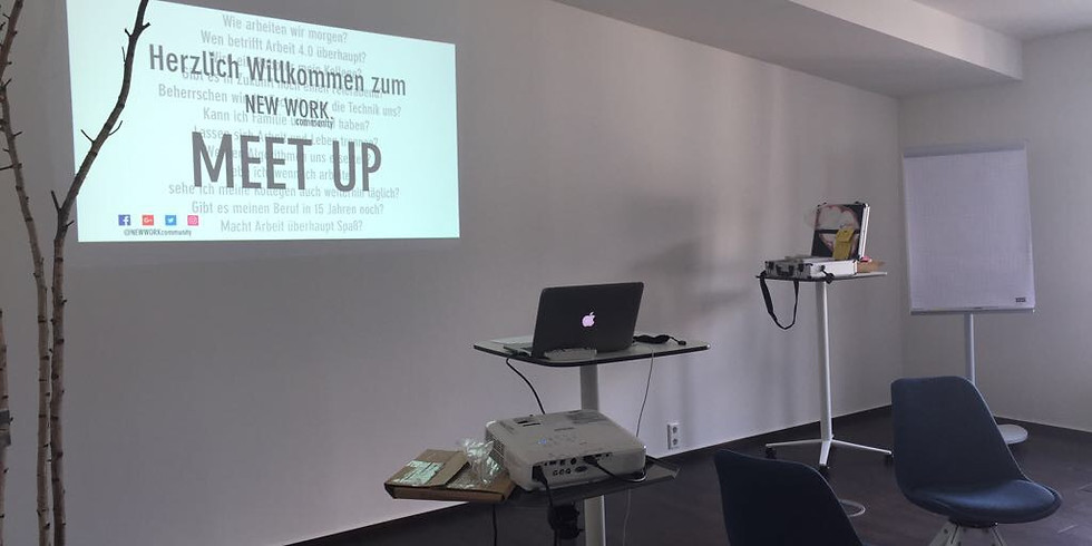 Meet Up Düsseldorf | NEW WORK.community