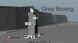 GREY BOXING