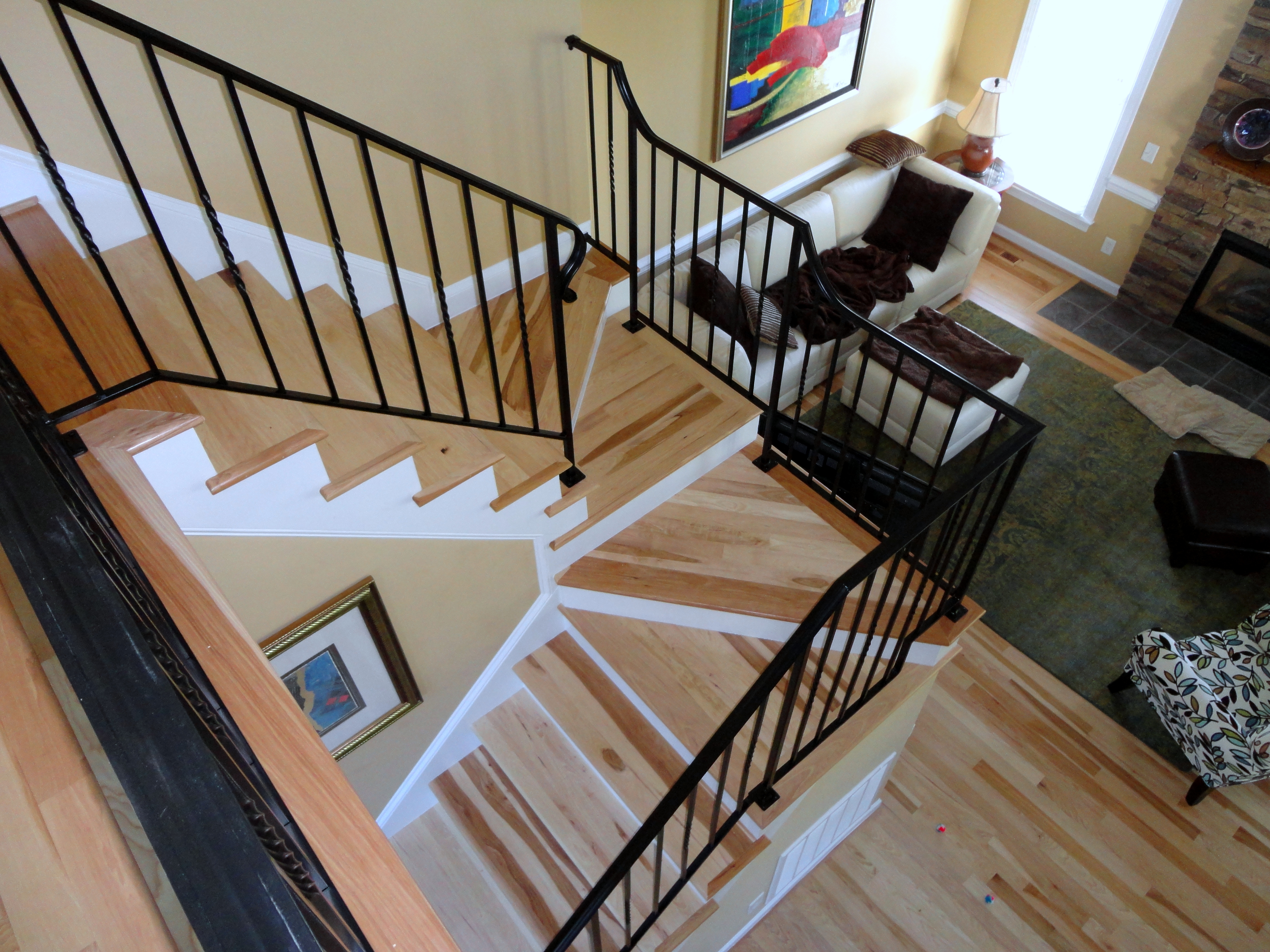 AFTER Stairwell Construction