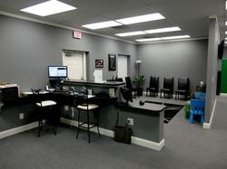 AFTER Desk Area