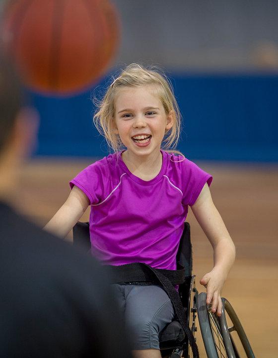Parapléjico evento deportivo