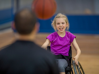 Disability and Sport: Activities for disabled and autistic children
