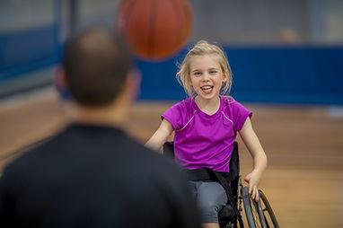 Paraplegiker-Sportveranstaltung