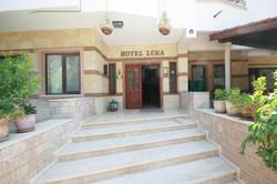 otel giriş