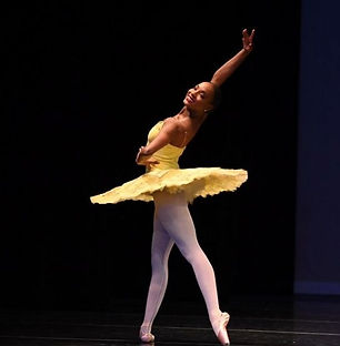 Ballet Intensive 2021 Summer Evjen Academy