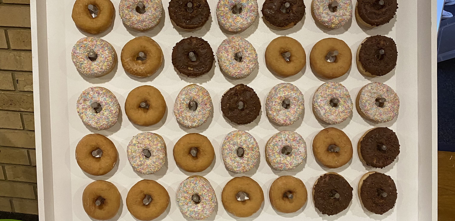 Doughnut Wall for hire
