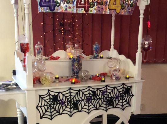 Sweet Cart Hire Halloween
