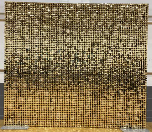 Gold Shimmer backdrop