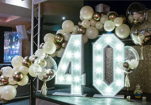 LED light up 40