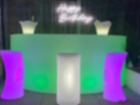 LED Equipment Hire
