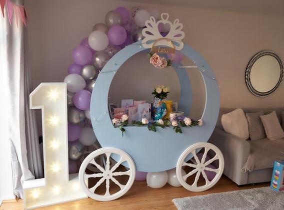 Princess Sweet Cart