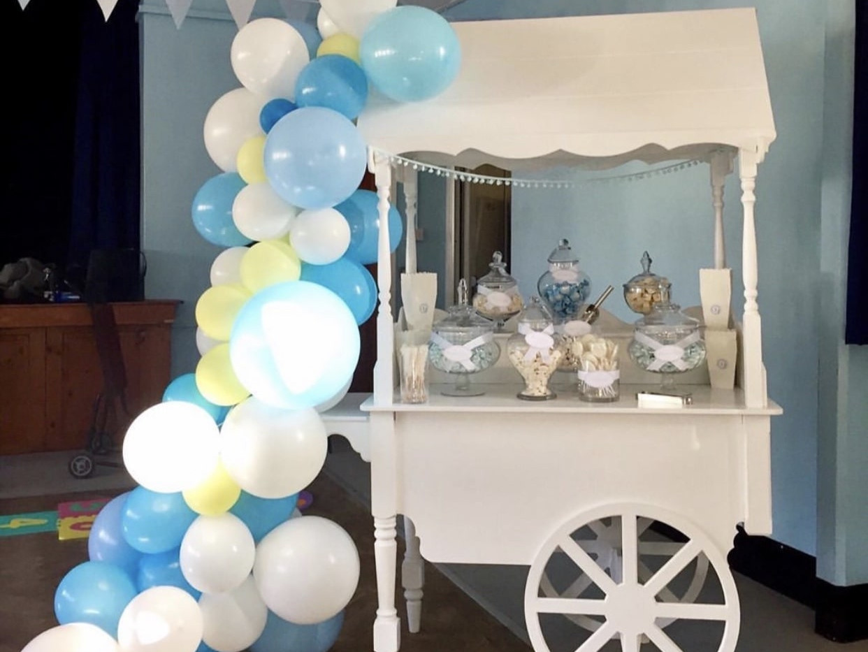 Birthday Party Sweet Cart Hire