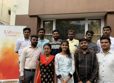 The Udhyam Saathi Program