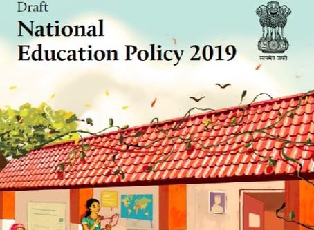 NEP 2019 & alignment with Udhyam Shiksha