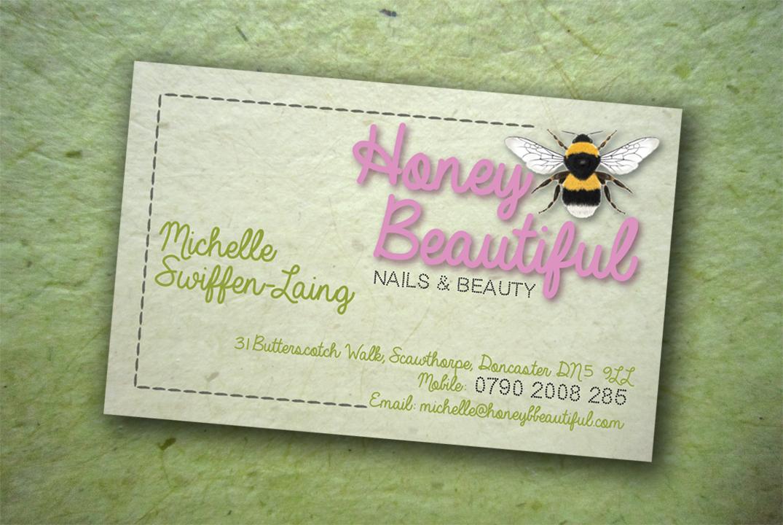 HoneyB card