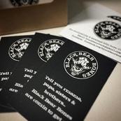 #businesscards #branding #bandlogo #desi