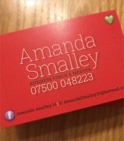 Quick turnaround #businesscards #selfemp