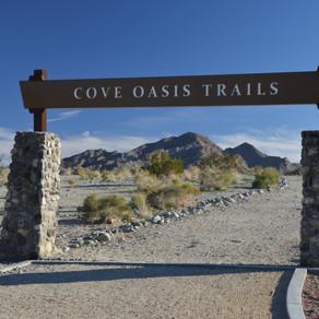 Bear Creek Oasis Trail: Feb 2019