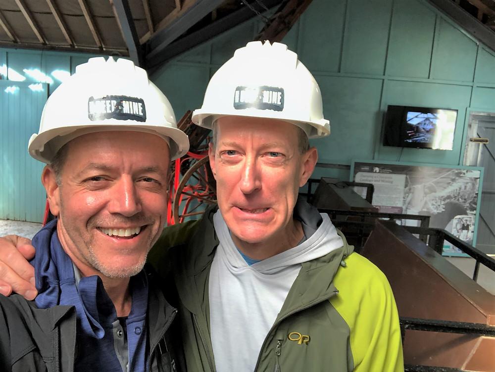 Llechwedd Deep Mine Tour, Blaenau Ffestiniog, North Wales. Llechwedd Slate Quarry . The Deep Mine Tour in Wales