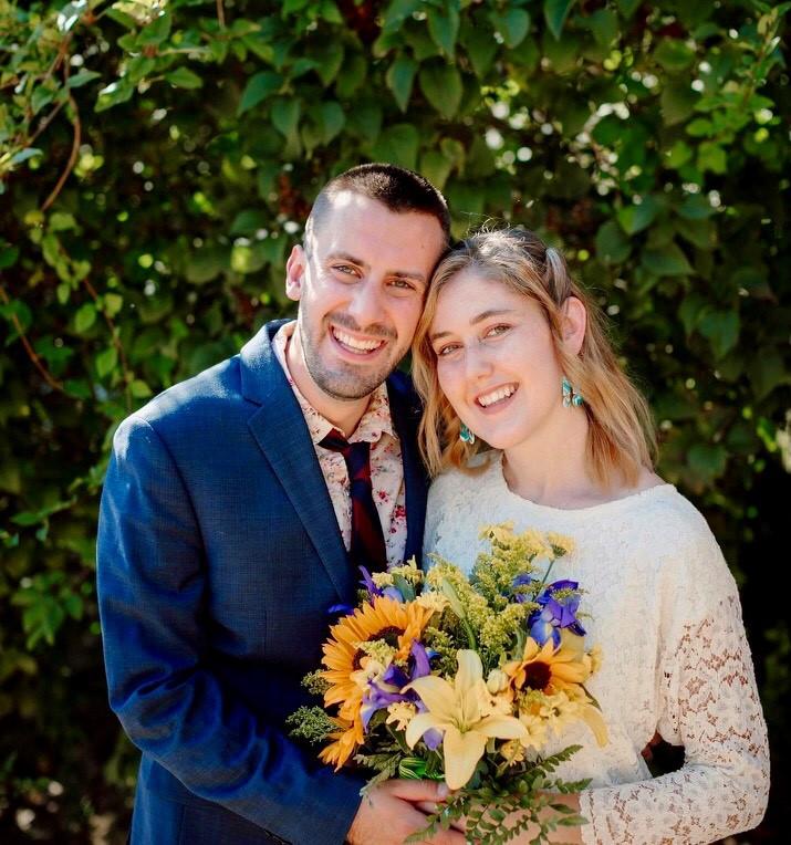 Weston and MacKenzie's wedding