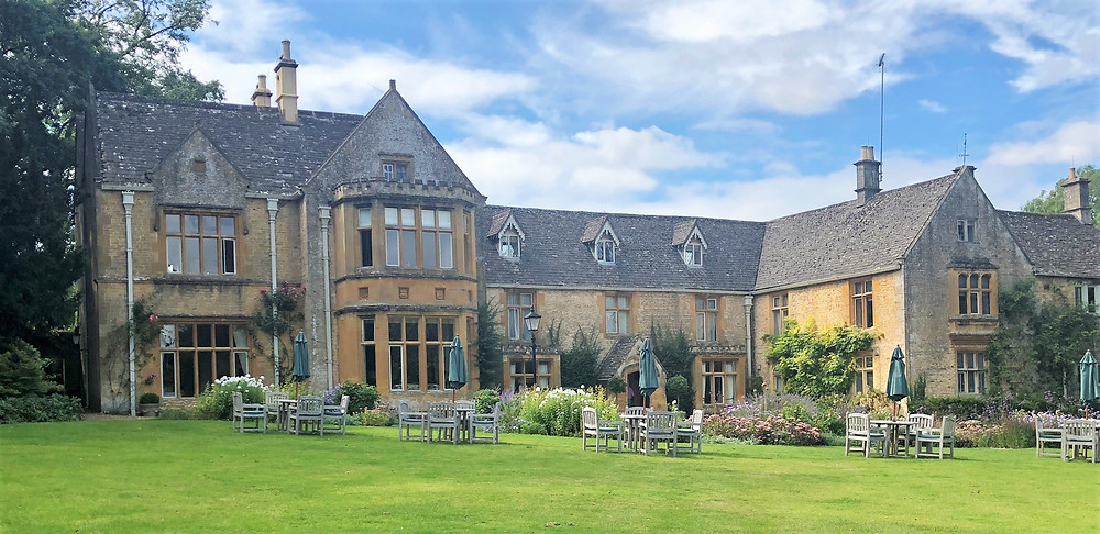Lords of the Manor estate in Upper Slaughter of the Cotswolds