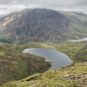 Hike Devil's Kitchen, Snowdonia National Park, Wales: Aug 31, 2019