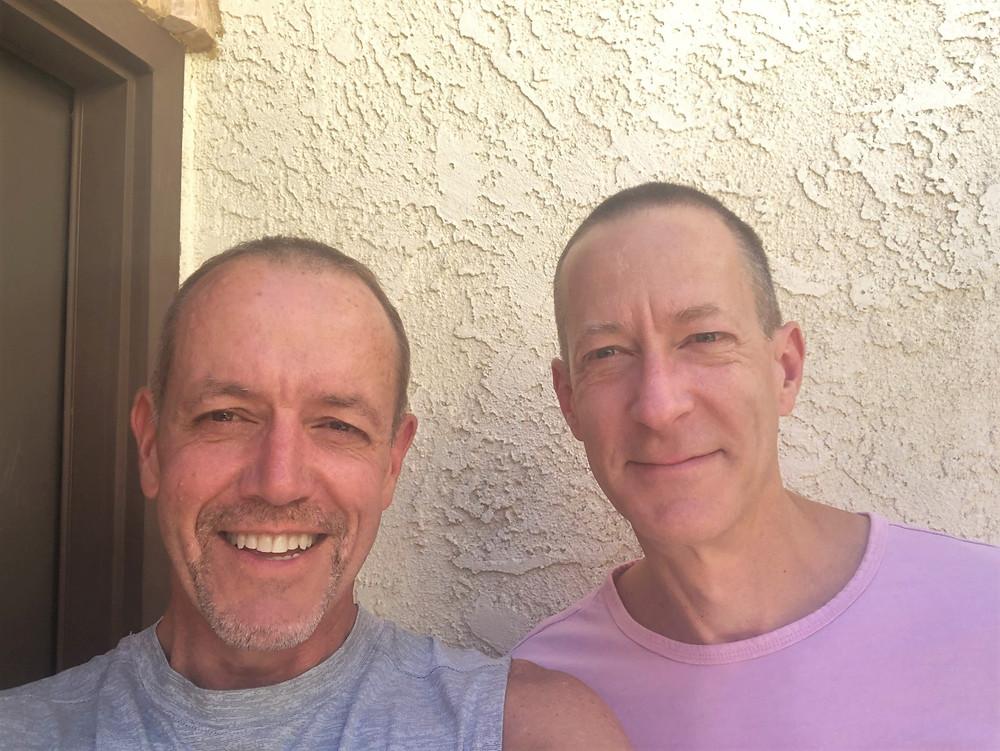 Self haircuts during COVID pandemic 2020