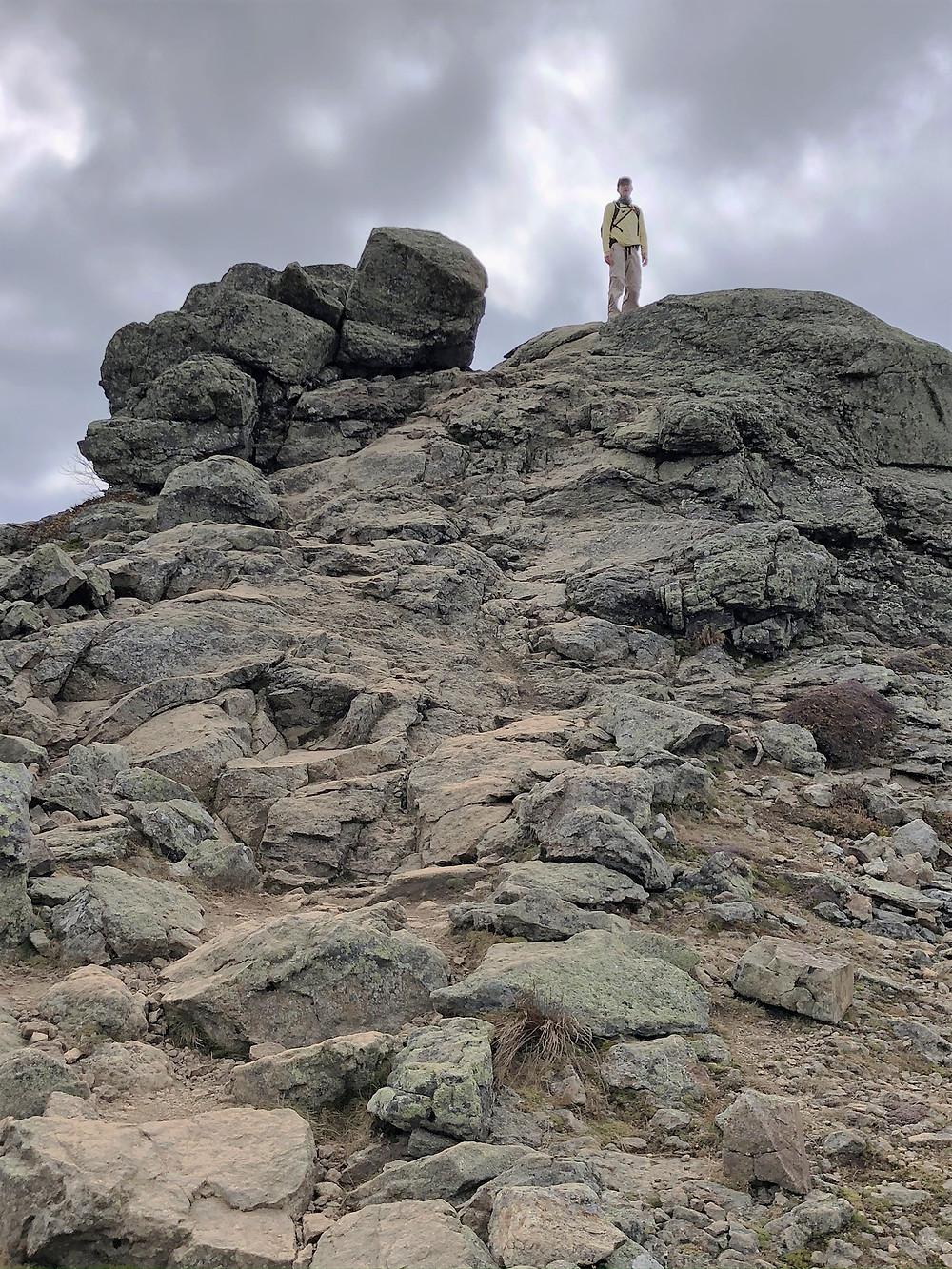 Franconia Ridge Loop Trail