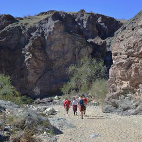 Mecca Hills & Surrounding Area Hikes