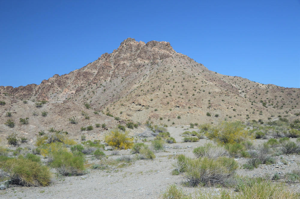 Boo Hoof trail in Santa Rosa Mountains