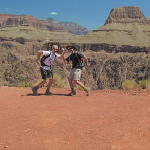 Hike Grand Canyon Via South Kaibab Trail: Jun 15, 2011