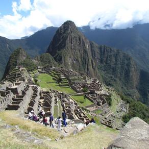 Inca Trail and Machu Picchu Day 4, Peru