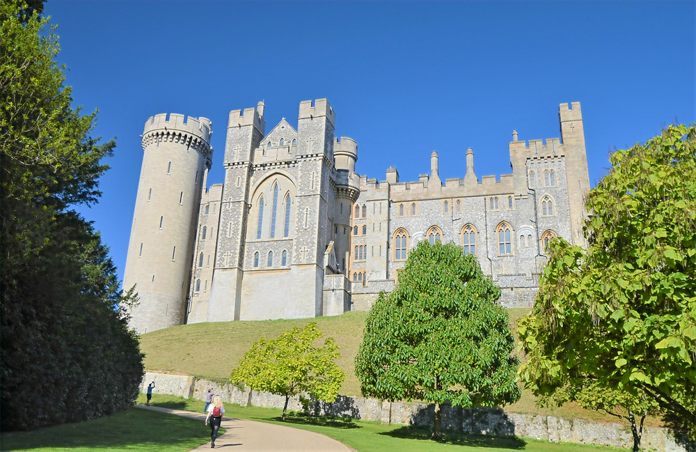 Arundel Castle has served as a hereditary stately home of the Duke of Norfolk for over 800 years