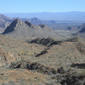 Hike Boo Hoff & Lost Canyon Loop: Apr 2020