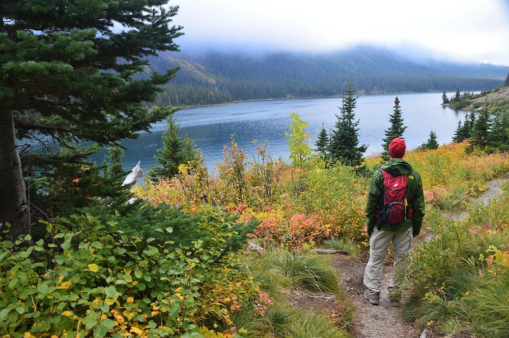 lake josephine Grinnell Glacier Hike glacier national park