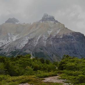 Day 1-2 W Trek, Torres del Paine National Park, Chile