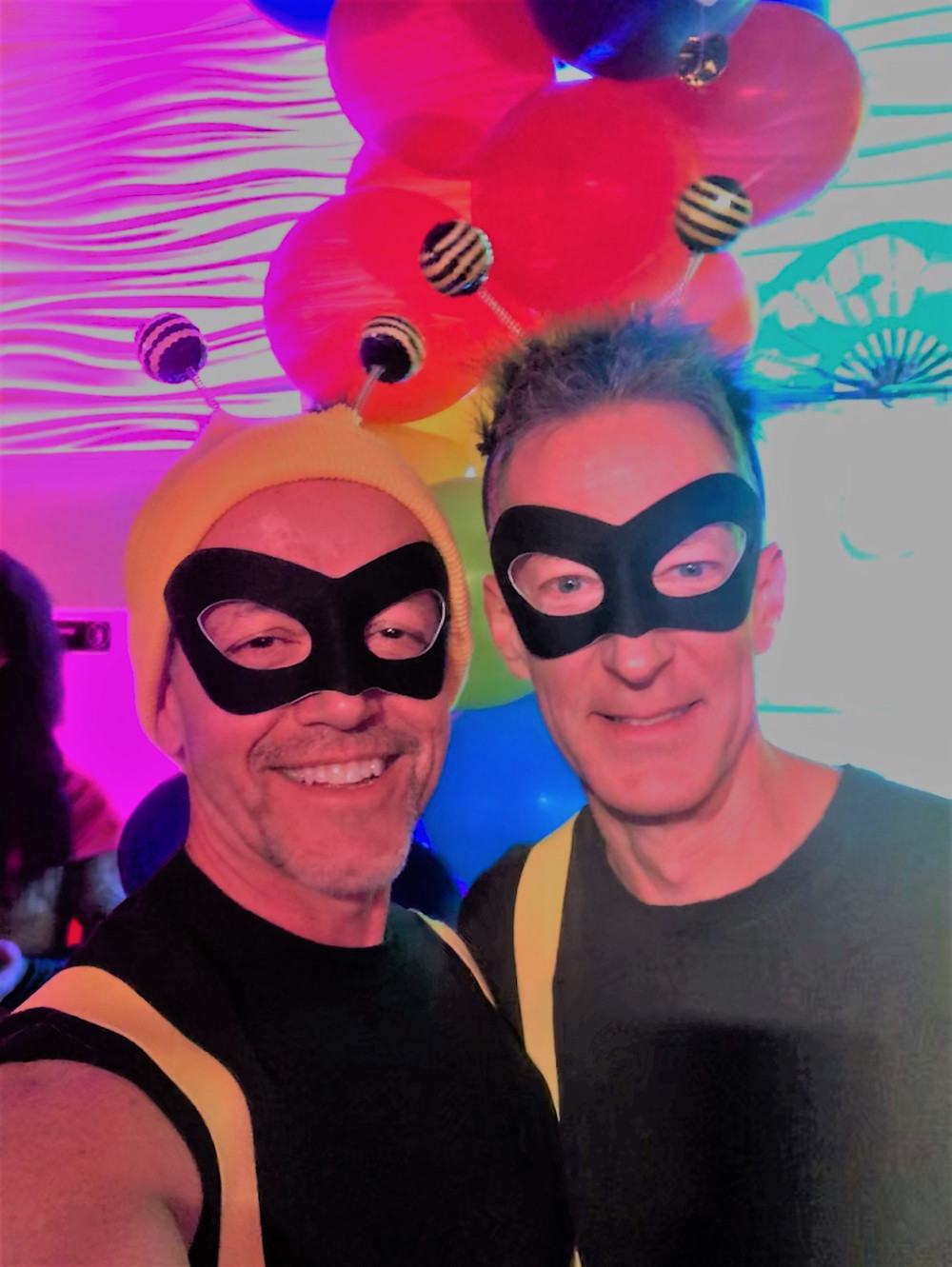 Halloween 2019 party at Hunters Bar in Palm Springs
