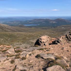 Hike Cairn Gorm Via Northern Corries, Cairngorms NP: Aug 25, 2019