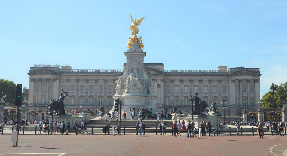 Buckingham Palace was originally known as Buckingham House, a large townhouse built for the Duke of Buckingham in 1703
