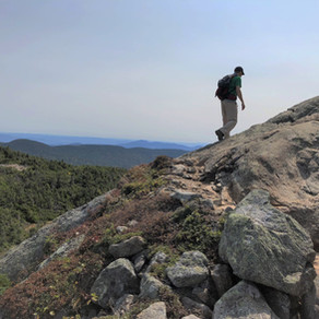 New England '4000 Footer' Hikes
