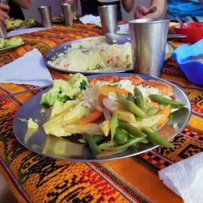 Inca Trail Day 1, Peru