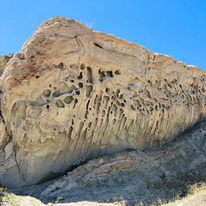Hike Indio Hills Badlands Trail: Mar 2020