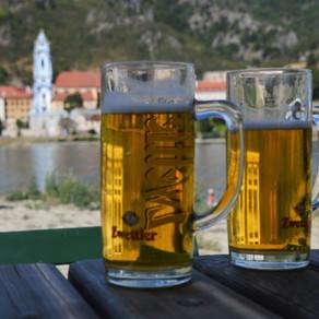 Melk Abbey & Danube River, Austria