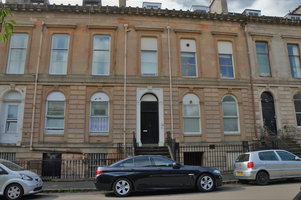 Glasgow West End apartment
