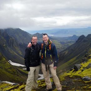 Iceland, Hiking in Vatnajökull & the Fimmvorduháls Pass