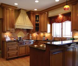 Kitchen remodel in stillwater