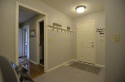 Garage Entry Remodel