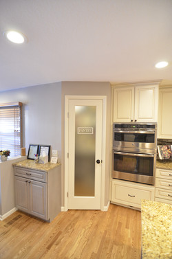 After - New Pantry